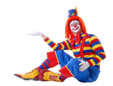 clown-man